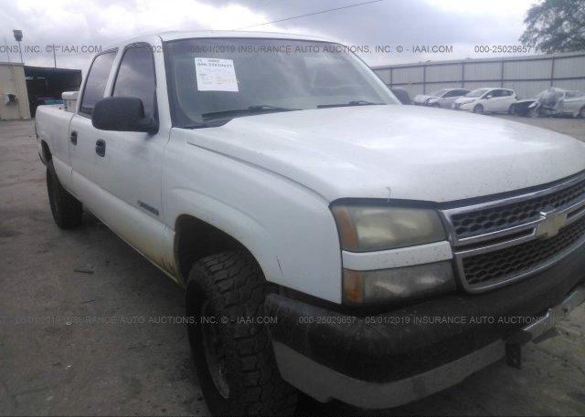Inventory #960715010 2005 Chevrolet SILVERADO