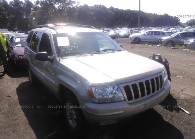 Inventory #356279525 1999 JEEP GRAND CHEROKEE