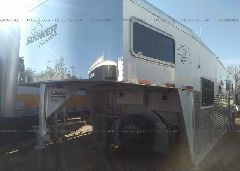 2005 EXXISS ALUMINUM TRAILERS LIVESTOCK - 4LAAH302655032182 Right View