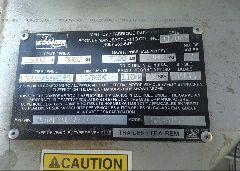 2005 EXXISS ALUMINUM TRAILERS LIVESTOCK - 4LAAH302655032182 engine view