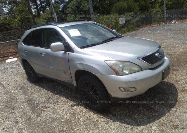 Inventory #499330518 2008 Lexus RX