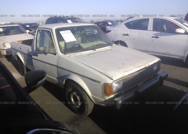 Inventory #451637724 1981 Volkswagen RABBIT