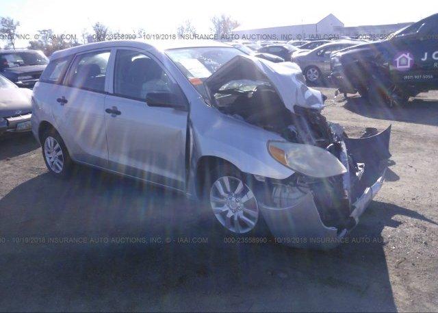 Inventory #749507626 2005 Toyota COROLLA MATRIX
