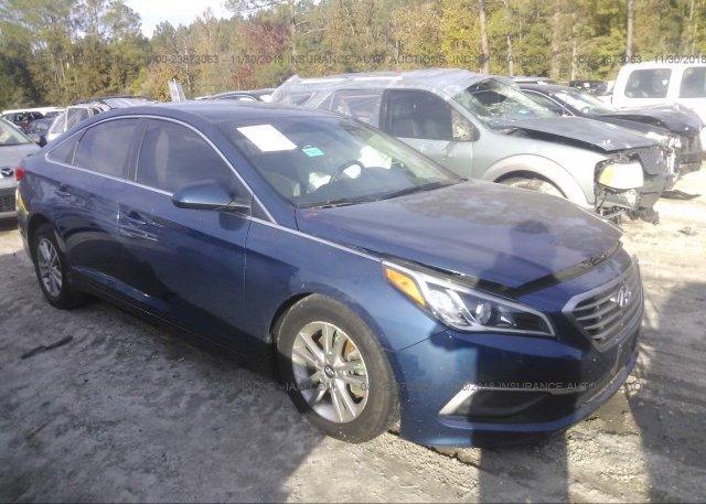 Inventory #381163595 2016 Hyundai SONATA