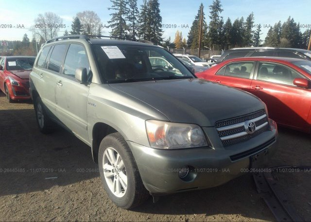 Inventory #393713542 2007 Toyota HIGHLANDER
