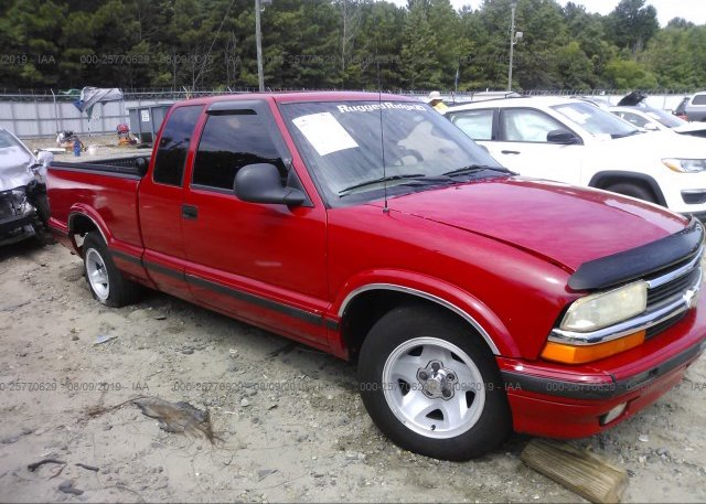 Inventory #351317847 1996 Chevrolet S TRUCK