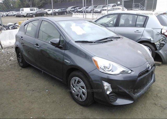 Inventory #344283556 2016 Toyota PRIUS C