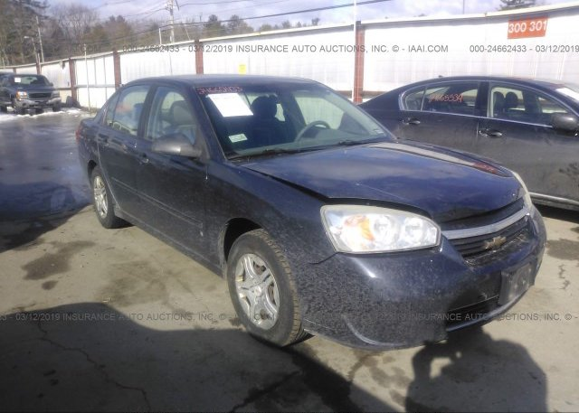 Inventory #369461395 2007 Chevrolet MALIBU