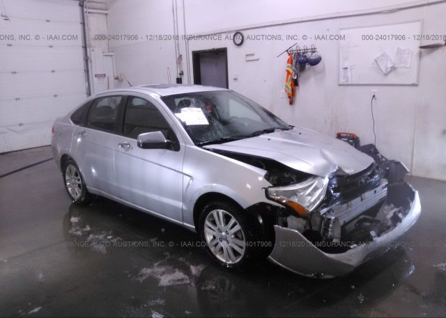 Inventory #907588104 2010 FORD FOCUS