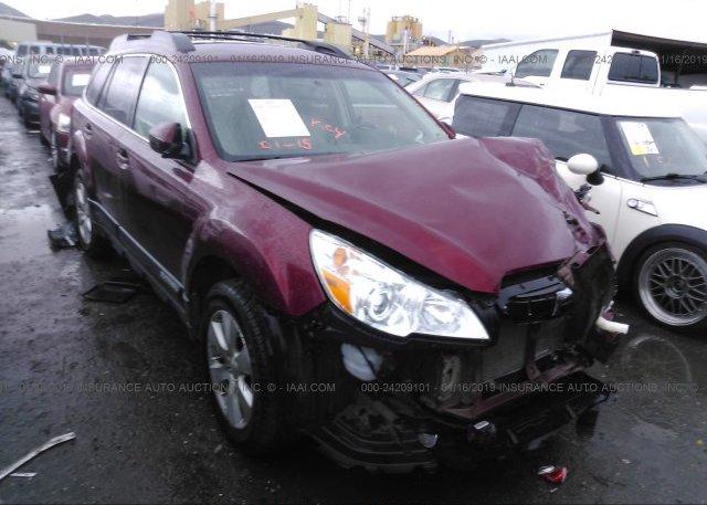 Inventory #198910372 2011 Subaru OUTBACK