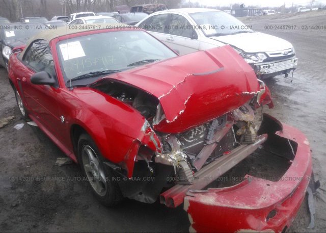 Inventory #608769806 2004 FORD MUSTANG