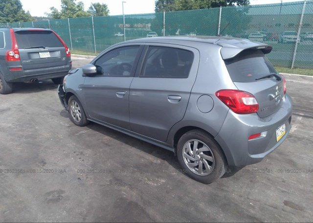 купить 2018 MITSUBISHI MIRAGE ML32A4HJ1JH005448