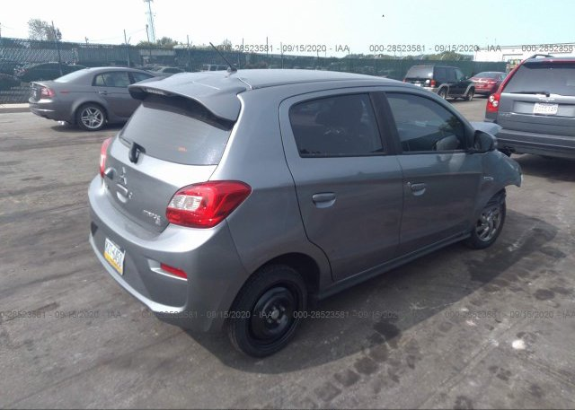 цена в сша 2018 MITSUBISHI MIRAGE ML32A4HJ1JH005448
