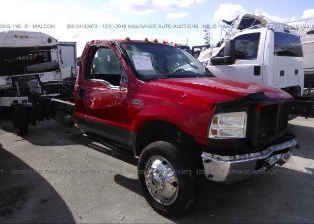Inventory #548568977 2007 FORD F550