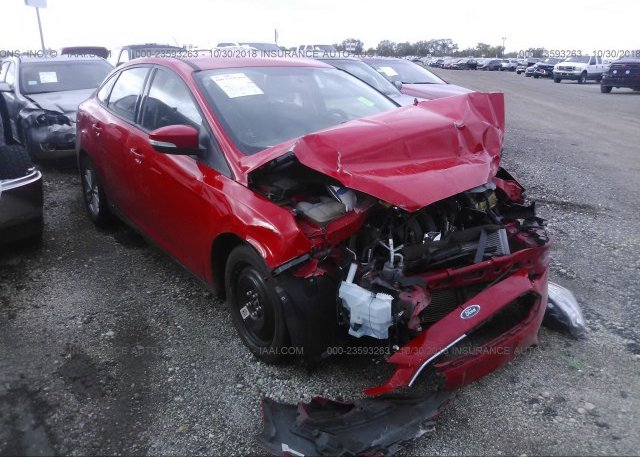 Inventory #200372491 2016 FORD FOCUS
