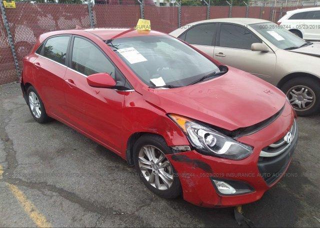 Inventory #411878810 2013 Hyundai ELANTRA GT