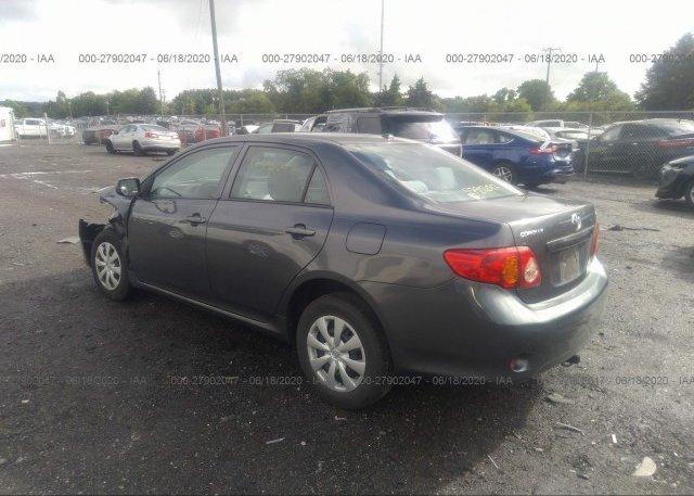 купить 2010 Toyota COROLLA 2T1BU4EE3AC502341