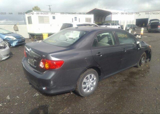 цена в сша 2010 Toyota COROLLA 2T1BU4EE3AC502341