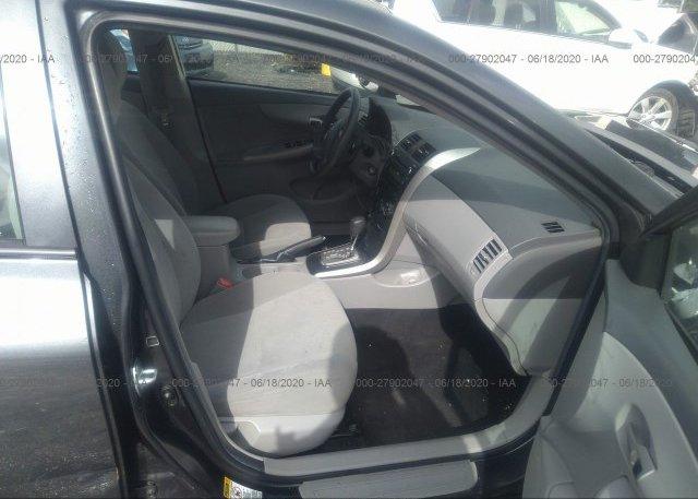пригнать из сша 2010 Toyota COROLLA 2T1BU4EE3AC502341