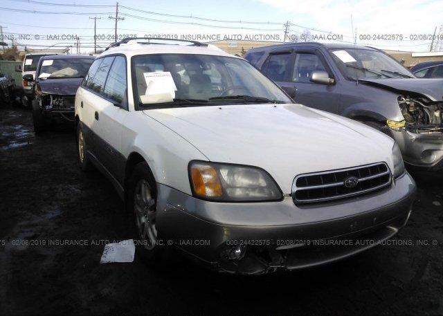 Inventory #519168994 2001 Subaru LEGACY