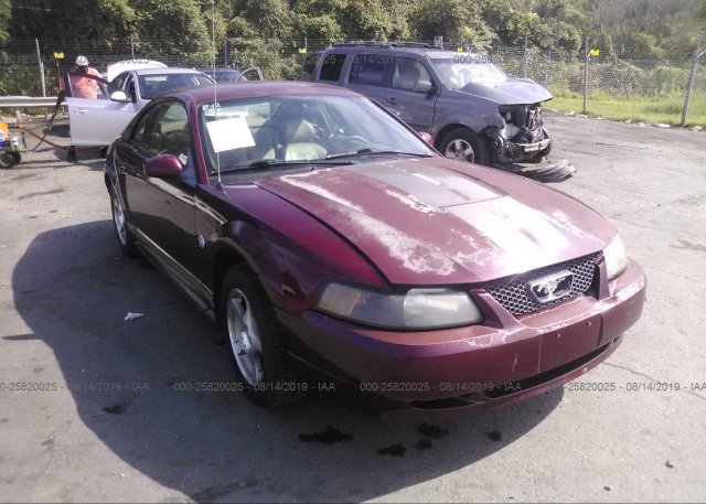 Inventory #126935118 2004 FORD MUSTANG