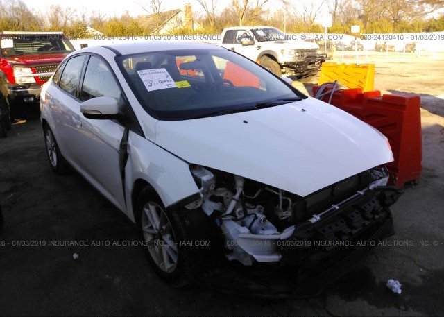 Inventory #605161154 2015 FORD FOCUS