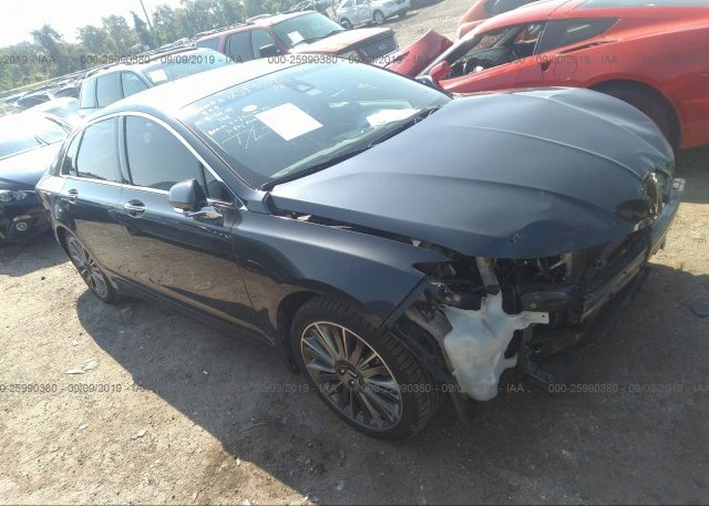Inventory #996797530 2013 Lincoln MKZ