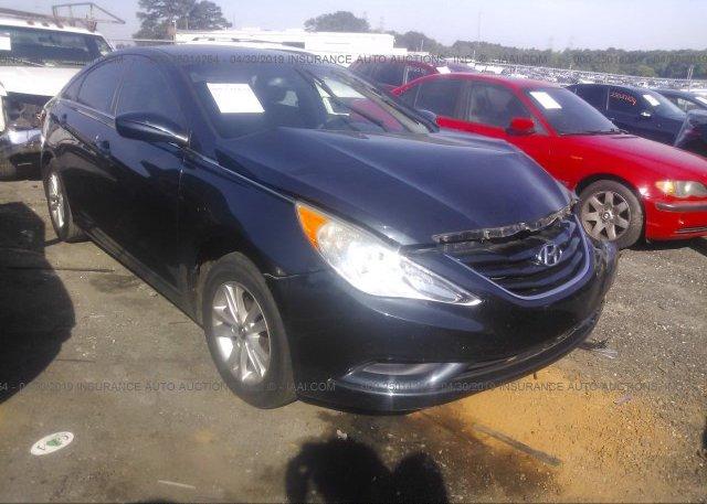 Inventory #554408358 2012 Hyundai SONATA