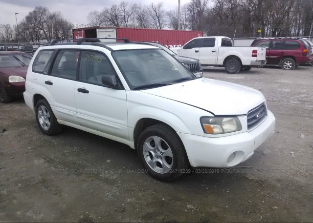Inventory #462381783 2003 Subaru FORESTER