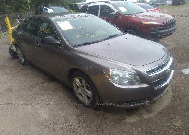 Inventory #188989999 2012 Chevrolet MALIBU