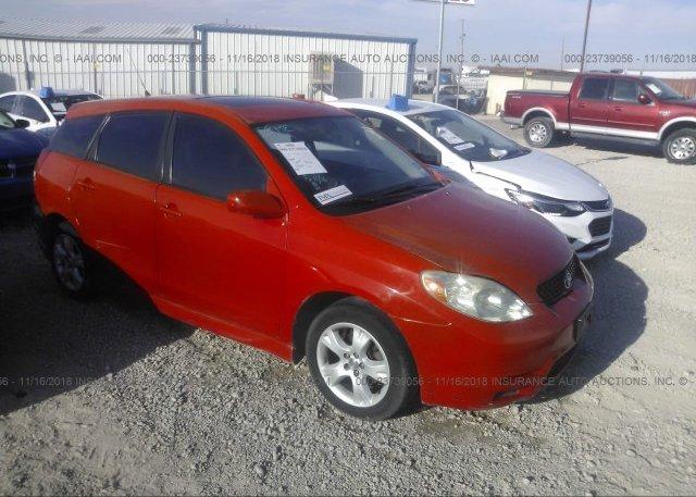 Inventory #809167581 2003 Toyota COROLLA MATRIX