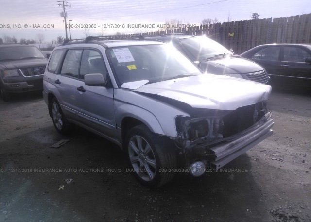 Inventory #963986700 2003 Subaru FORESTER