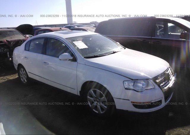 Inventory #628376725 2007 Volkswagen PASSAT