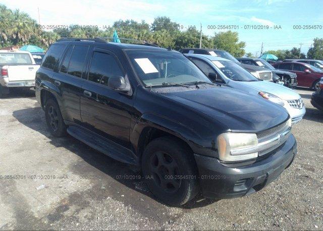 Inventory #419509673 2007 Chevrolet TRAILBLAZER