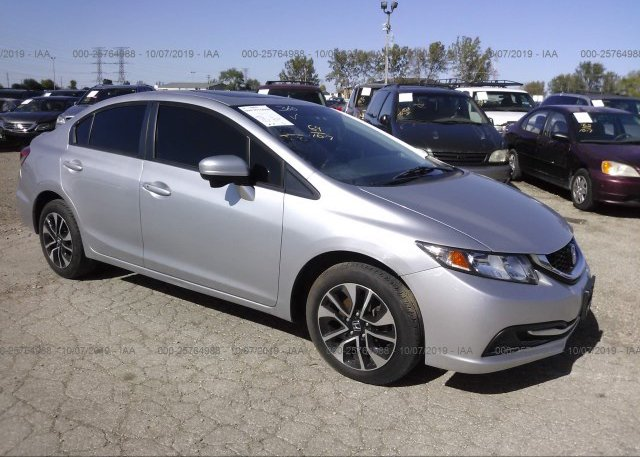 Inventory #534962197 2015 Honda CIVIC