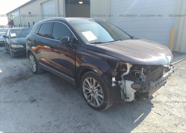 Inventory #935926169 2015 Lincoln MKC