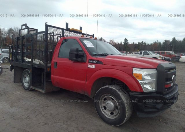 Inventory #484575736 2011 FORD F350