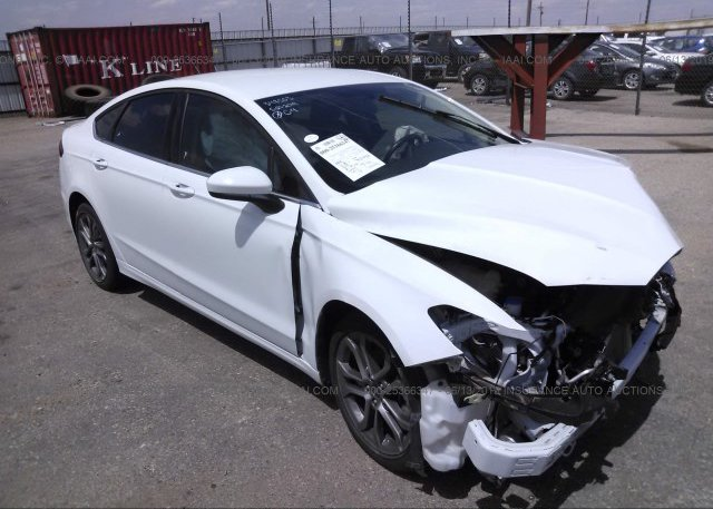 Inventory #188026452 2017 FORD FUSION