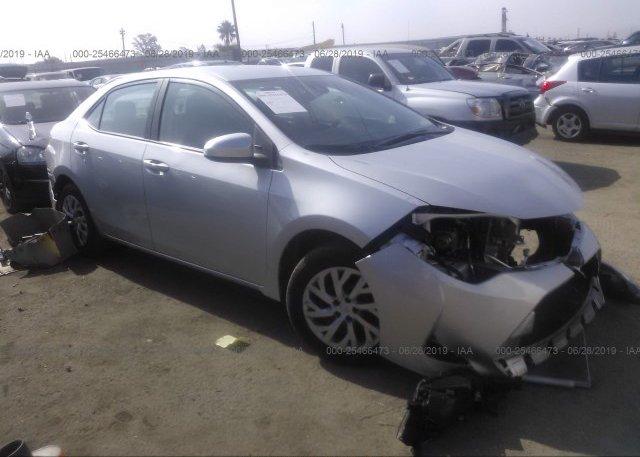 Inventory #209035675 2018 Toyota COROLLA