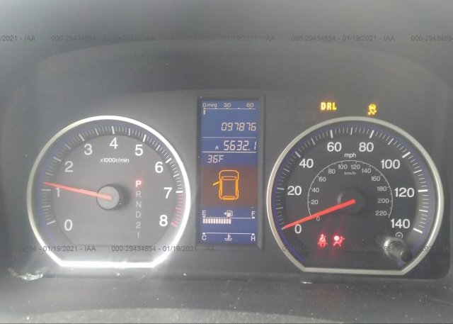 5J6RE4H78BL075705 2011 HONDA CR-V