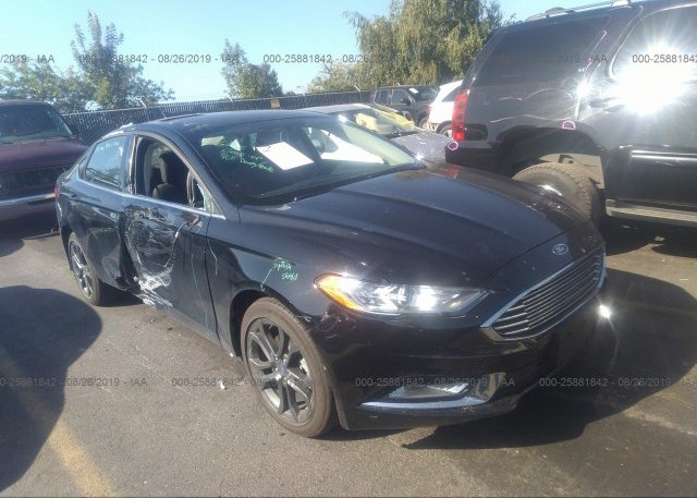 Inventory #460985551 2018 FORD FUSION