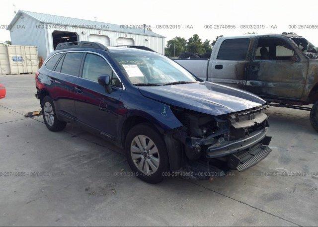 Inventory #777646579 2015 Subaru OUTBACK