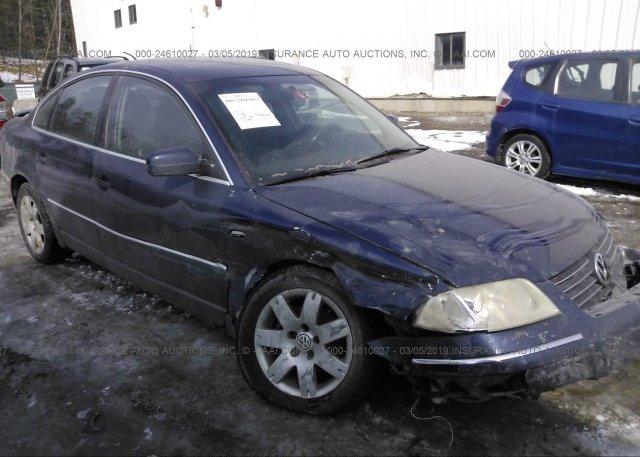 Inventory #965964849 2001 Volkswagen PASSAT