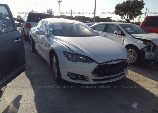 Inventory #805893261 2015 Tesla MODEL S