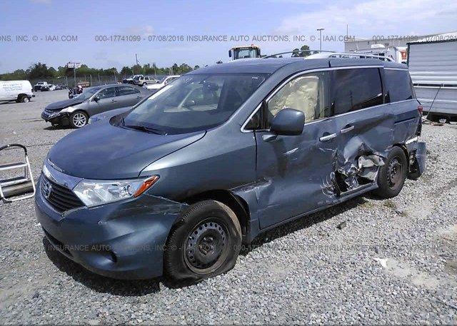 2012 Nissan QUEST - JN8AE2KP2C9047532