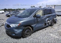 2012 Nissan QUEST - JN8AE2KP2C9047532 Right View