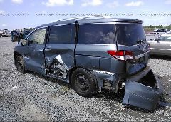 2012 Nissan QUEST - JN8AE2KP2C9047532 [Angle] View