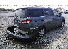 2012 Nissan QUEST - JN8AE2KP2C9047532 rear view