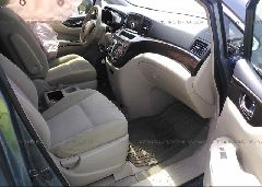 2012 Nissan QUEST - JN8AE2KP2C9047532 close up View