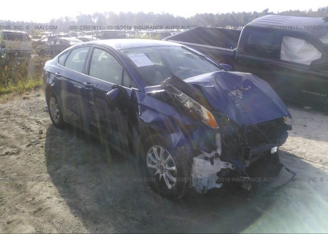 Inventory #550787535 2015 FORD FUSION